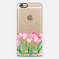 iPhone Case // Pink Tulips