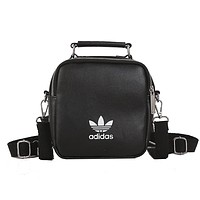 ADIDAS 2019 new women's backpack shoulder bag handbag Black
