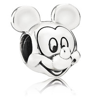 Mickey Mouse Portrait Charm by PANDORA
