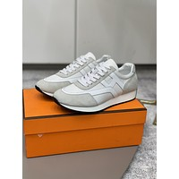HERMES  Woman's Men's 2020 New Fashion Casual Shoes Sneaker Sport Running Shoes0409yph