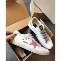 Golden Goose Ggdb Golden Goose Ggdb Superstar Sneakers Style #7 DCCK