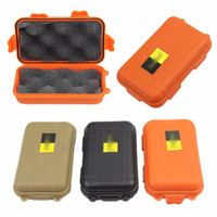 Outdoor Plastic Waterproof Airtight Survival Case Storage Carry Box