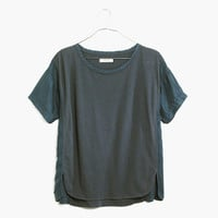SHIRTTAIL TEE