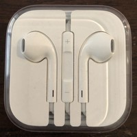 Genuine Authentic Apple Headphones Earphones