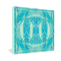Gabi Fire And Ice Gallery Wrapped Canvas
