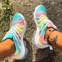 Nike Air Max Vapormax Plus TN Vascular Atmospheric Cushion Men's and Women's Casual Sports Shoes 4