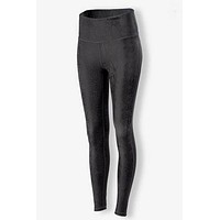High Waist Snakeskin Legging