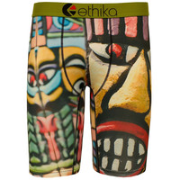 Ethika Men's Too Cool Totem The Staple Fit Boxer Brief Underwear