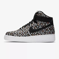 Nike Air Force 1 High Tops Trending Sport Running Shoes Sneakers