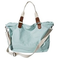 Weekender duffle handbag with removable strap at Target