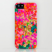 SOME ENCHANTED EVENING iPhone & iPod Case by Rebecca Allen