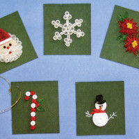 Quilling Kit-Christmas Cards & Tags