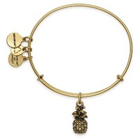 Alex and Ani Pineapple Adjustable Wire Bangle | Nordstrom