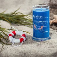Ocean Mist Ring Candle