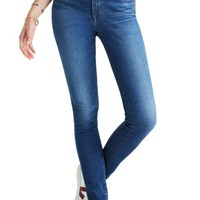 Madewell 9-Inch High-Rise Skinny Jeans (Patty Wash) | Nordstrom