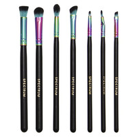 Spectrum 7 Piece Siren Smoke Brush Collection at Beauty Bay