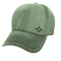 Polaris Women's Ranger Sage Brush LoLo Baseball Cap Hat One Size Fits Most