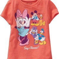 Old Navy Disney Minnie Mouse Tees For Baby