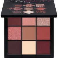 Huda Beauty Obsessions Eyeshadow Palette - Mauve - Cosmetics - False Eyelashes