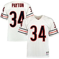 Walter Payton Chicago Bears Mitchell & Ness Retired Player Replica Jersey