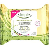 Kind To Skin Radiance Cleansing Wipes 25 Ct