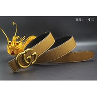 Gucci Belt Men Women Fashion Belts 537630