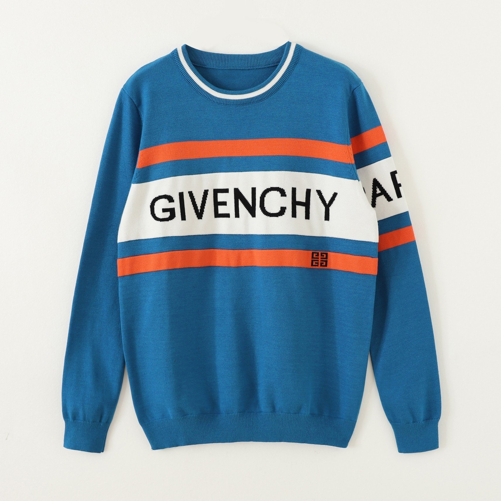 Image of Givenchy Fashion casual loose turtleneck  Fall Winter Fashion Long Sleeve Pullover