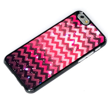 Chevron Galaxy iPhone 6 Case Wood Aztec Wooded Native iPhone Case