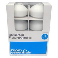 Floating Candle - Unscented - Room Essentials™ : Target