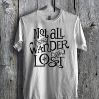 Tolkien Quotes Tee  - D1zL Unisex Tees For Man And Woman / T-Shirts / Custom T-Shirts / Tee / T-Shirt