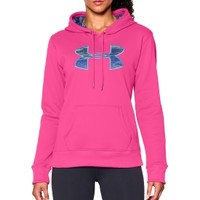 Under Armour Women's Storm Armour Fleece Printed Big Logo Hoodie | DICK'S Sporting Goods