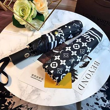 Louis Vuitton Folding Umbrella