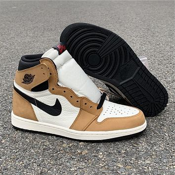 Air Jordan 1 Rookie Of The Year