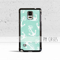 Serene Ocean Anchors Case Cover for Samsung Galaxy S3 S4 S5 S6 Edge Plus Active Mini Note 1 2 3 4 5