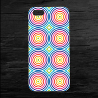 Circles of Color iPhone 4 and 5 Case
