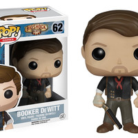 Pop! Games - Bioshock Infinite - Booker DeWitt 62 Vinyl Figure (New)
