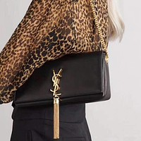YSL 2020 new tassel chain shoulder bag crossbody bag