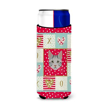 Egyptian Mau Cat Michelob Ultra Hugger for slim cans CK5114MUK