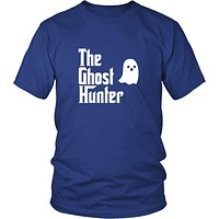 Ghost hunting Shirt - The Ghost Hunter Hobby Gift