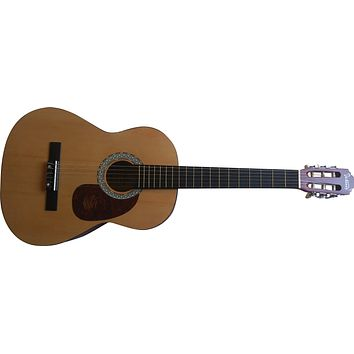 "Michael Ray Autographed Full Size 39"" Country Music Acoustic Guitar, Proof Photo"