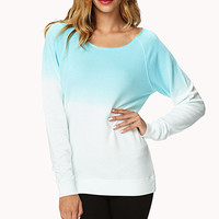 Ombré Lounge Pullover