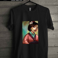 disney mulan 2 T-SHIRT FOR MAN SHIRT,WOMEN SHIRT **