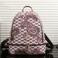 Tagre™ LV Louis Vuitton Cute Pattern Leather Travel Bag Backpack G-LLBPFSH