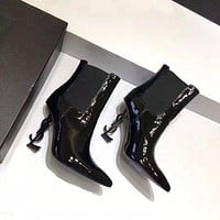 Saint Laurent  YSL Fashion high heels