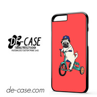 Pug Bicycle For Iphone 6 Iphone 6S Iphone 6 Plus Iphone 6S Plus Case Phone Case Gift Present