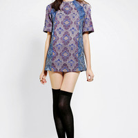FAMILY AFFAIRS Faun Tapestry Tunic