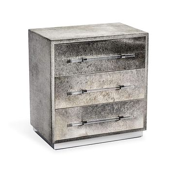 Interlude Home Cassian 3 Drawer Occasional Chest