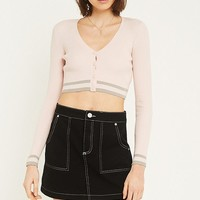 UO Crop Cardigan   Urban Outfitters