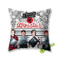 Good Girls SOS Square Pillow Cover