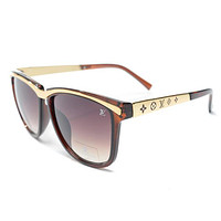 Perfect LV Women Fashion Popular Summer Sun Shades Eyeglasses Glasses Sunglasses Tagre™